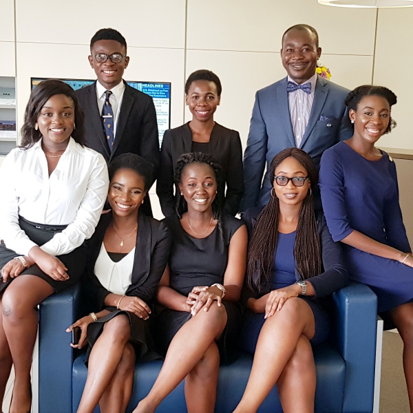 Congratulations to our 2018 set of Nigerian Law School Externs on the Completion of their Mandatory Externship Programme