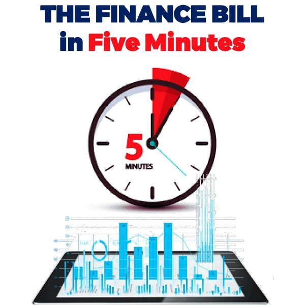 The Finance Bill in five minutes