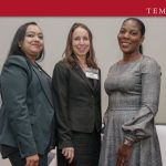 (L-R: Virusha Subban, Partner and Head of Indirect Tax, Baker McKenzie; Kerry Contini, Partner, International Trade Practice Group, Baker McKenzie and Ijeoma Uju, Partner, Corporate & Commercial, Templars.)