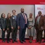 (L-R: Herman Warren, Director, The Economist; Virusha Subban, Partner and Head of Indirect Tax, Baker McKenzie; Kerry Contini, Partner, International Trade Practice Group, Baker McKenzie; Mattias Hedwall, Partner and Global Chair, International Commercial & Trade, Baker McKenzie; Olumide Akpata, Senior Partner, Templars; Ijeoma Uju, Partner, Corporate & Commercial, Templars; Professor Jonathan Aremu, Professor of International Economic Relations, Covenant University; Jesuseun Fatoyinbo, Head of Trade, Stanbic IBTC Plc)