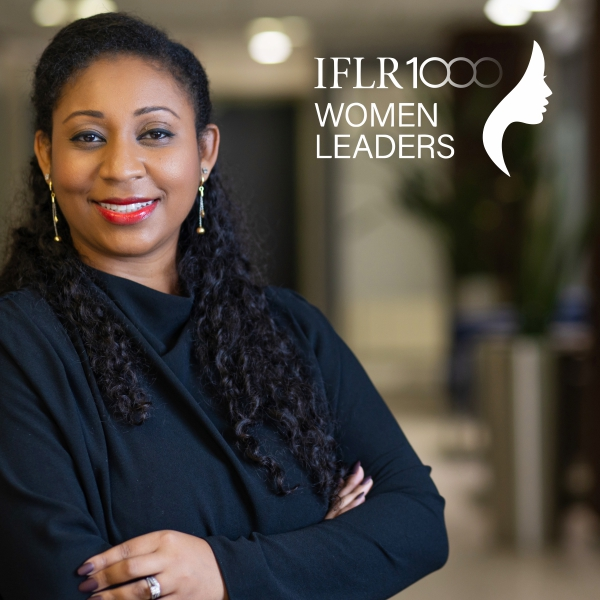 Zelda Akindele recognized as one of the IFLR1000 Women Leaders for 2020