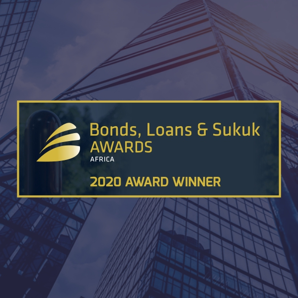 Templars wins Two Deal of the Year Awards at the Bonds, Loans & Sukuk Africa Awards 2020