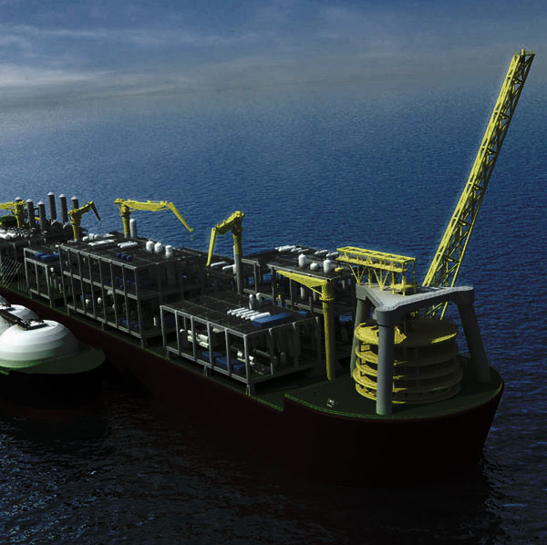 Nigeria Issues License To Establish First Floating LNG Plant To UTM Offshore.