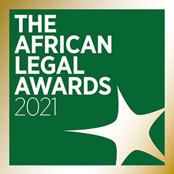 Templars Receives Double Honours at The African Legal Awards 2021